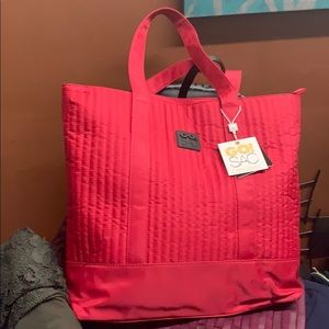Handbags - NWT ❤️👠🛑Red Go Sac Bag !!!!!!😃